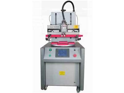 太仓转盘平面丝印机